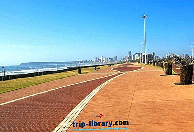 10 najbolj priljubljenih turističnih znamenitosti v Durbanu