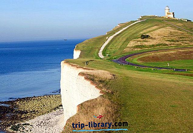 12 Tarikan Pelancong Terunggul di Eastbourne
