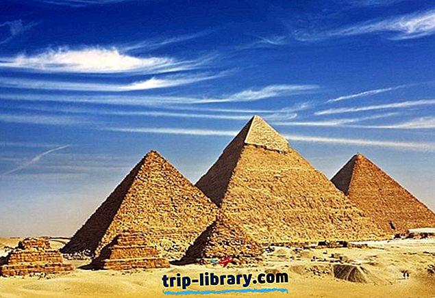15 من المعالم السياحية الأعلى تقييمًا في مصر