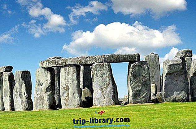 14 Topprangerte turistattraksjoner i England