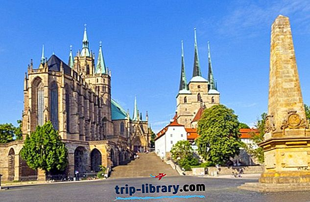 11 populaarsemaid vaatamisväärsusi Erfurt & Easy Day Trips