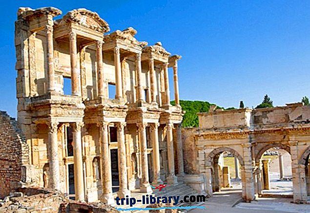 زيارة أفسس: الجذب السياحي ، نصائح وجولات