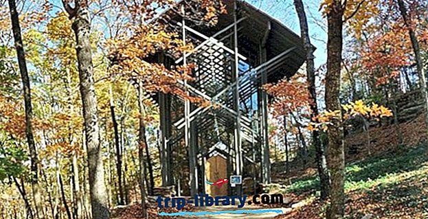 12 populiariausių lankytinų vietų ir dalykų Eureka Springs
