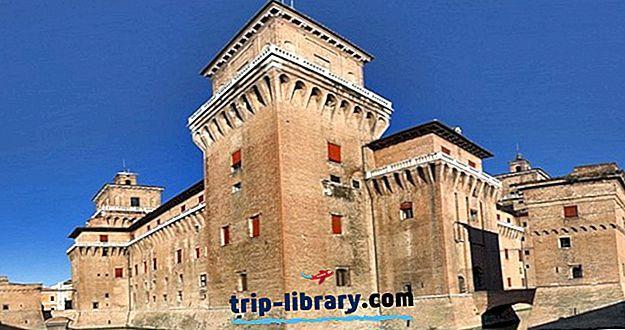 フェラーラのトップ10の観光名所&簡単な日帰り旅行