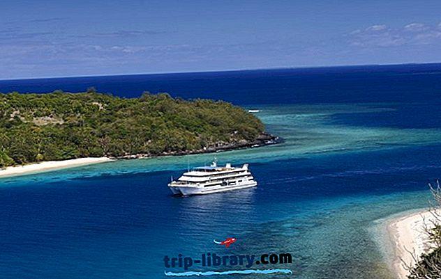 14 mest populære turistattraktioner i Fiji