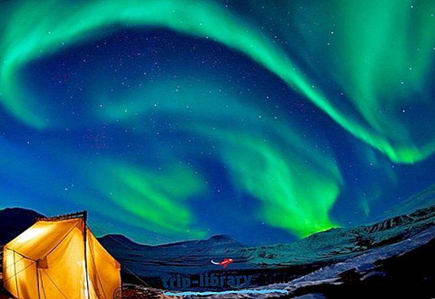 14 populiariausių lankytinų vietų ir lankytinų vietų Suomijoje