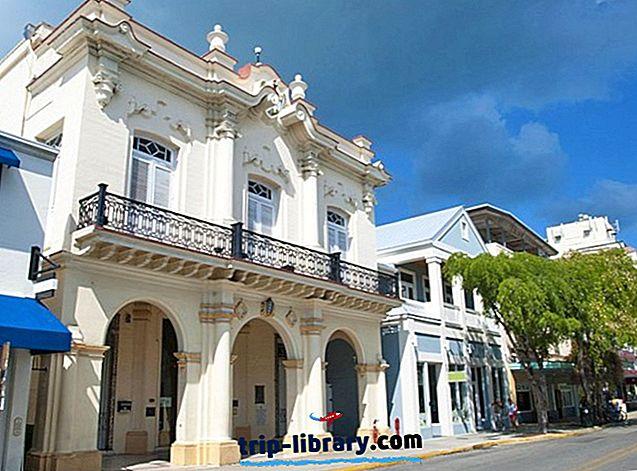 أعلى 11 مناطق الجذب السياحي في فلوريدا كيز