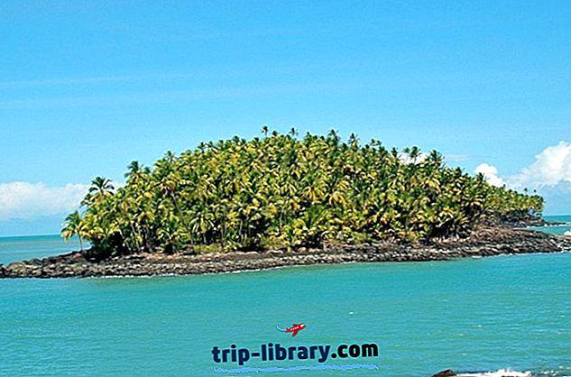 12 Nejlépe hodnocené turistické atrakce ve Francouzské Guyaně