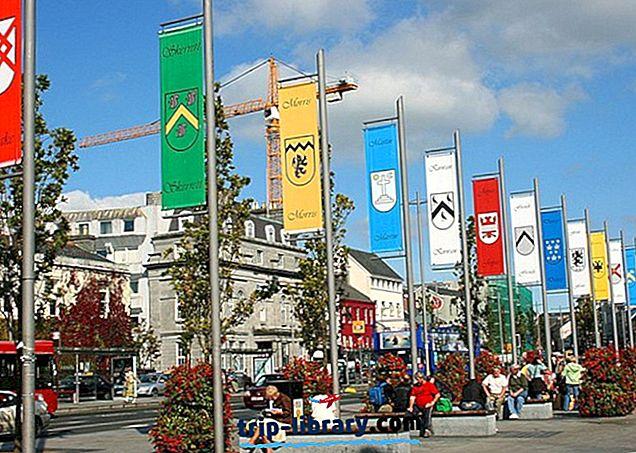 10 najbolj priljubljenih turističnih znamenitosti v Galwayu