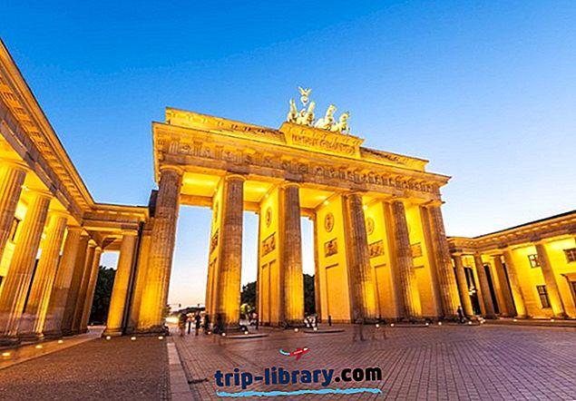 15 Nejlépe hodnocené turistické atrakce v Německu
