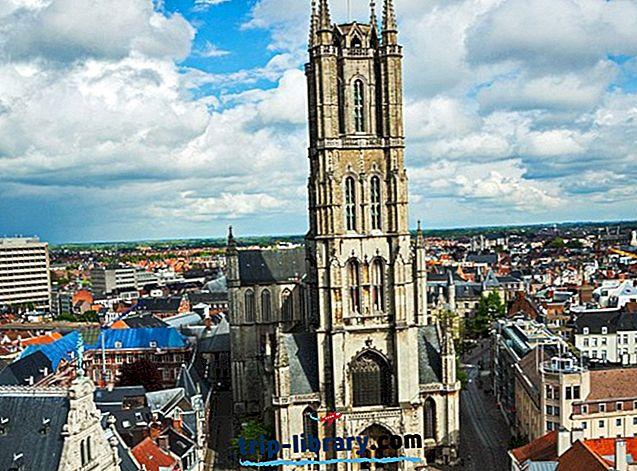 12 bestbewertete Touristenattraktionen in Gent