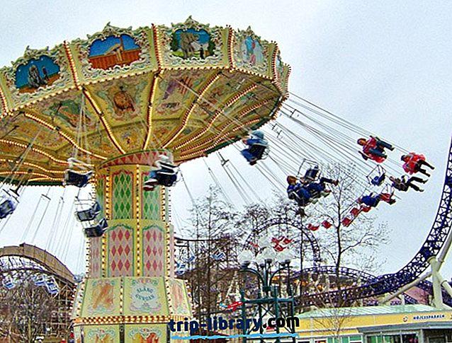 12 Topmærkede turistattraktioner i Göteborg