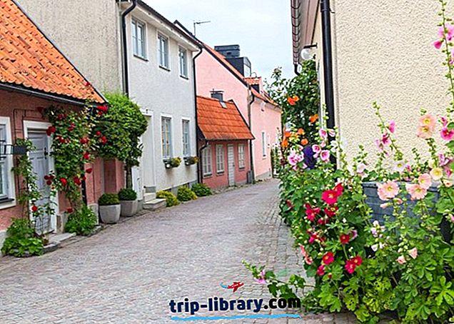 10 mest populære turistattraktioner i Gotland