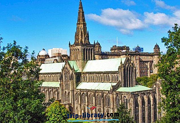 11 tipptasemel turismiobjektid Glasgow's