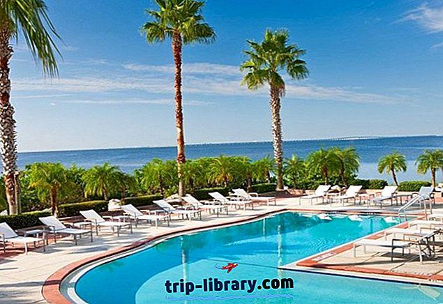 탬파 최고의 호텔 15 개