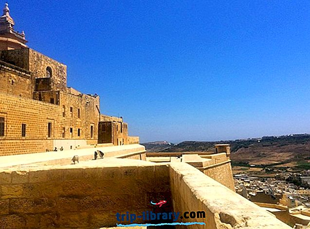 12 Nejlépe hodnocené turistické atrakce na ostrově Gozo