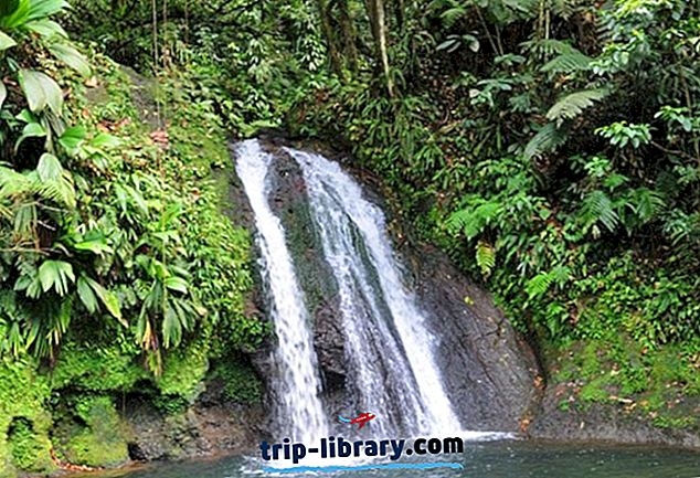 グアドループのトップ15の観光名所