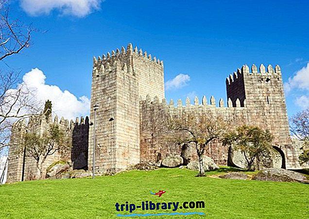 9 Najbolj ocenjene turistične atrakcije v Guimarãesu