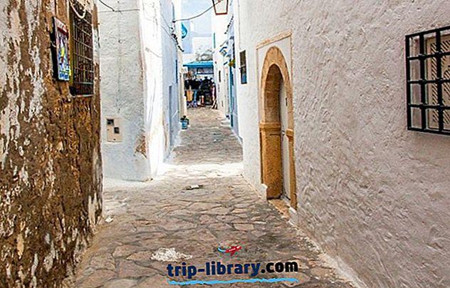11 Tarikan Pelancong Tertinggi di Hammamet