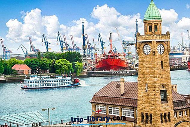 16 Tarikan Pelancong Terunggul di Hamburg & Easy Day Trips
