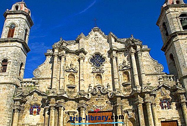 14 Top turistattraktioner i Havana & Easy Day Trips