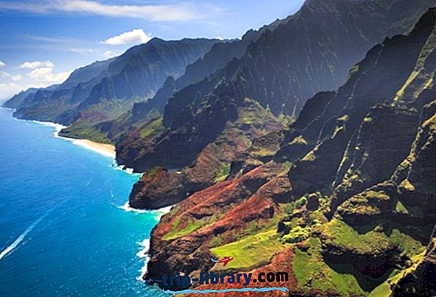 9 Nejlépe hodnocené turistické atrakce na Kauai