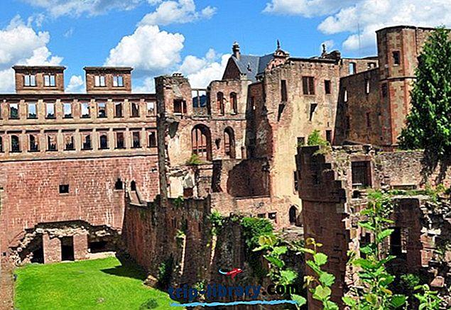 11 Top-Sehenswürdigkeiten in Heidelberg und einfache Tagesausflüge