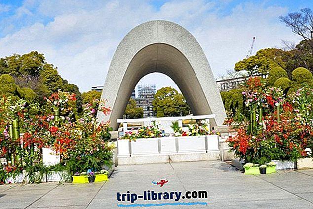 11 populiariausių lankytinų vietų Hirosime