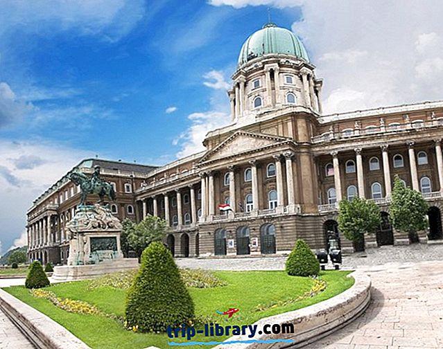 11 bestbewertete Touristenattraktionen in Ungarn