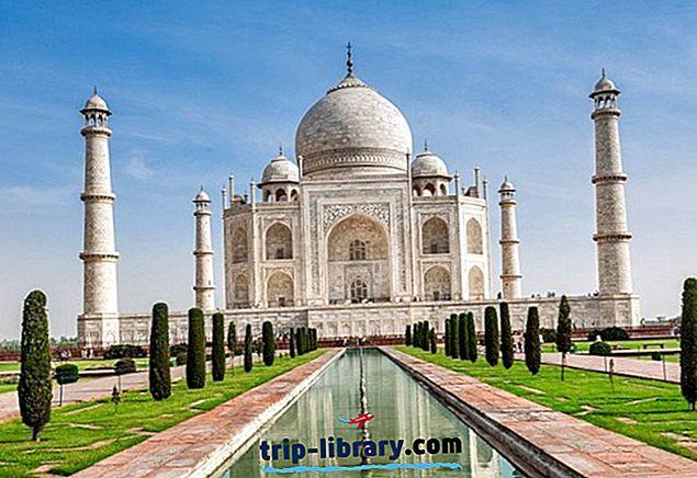 15 najbolj priljubljenih turističnih znamenitosti v Indiji