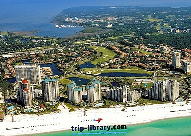 7 bestbewertete Resorts in Destin