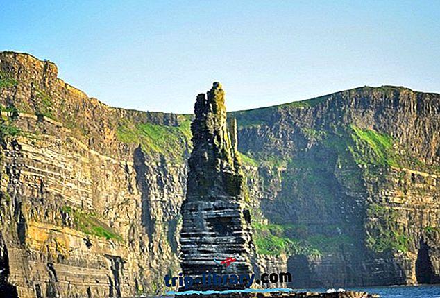 17 Nejlépe hodnocené turistické atrakce v Irsku
