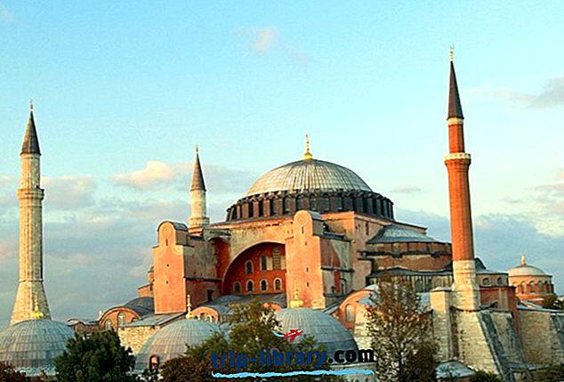 22 bestbewertete Sehenswürdigkeiten in Istanbul