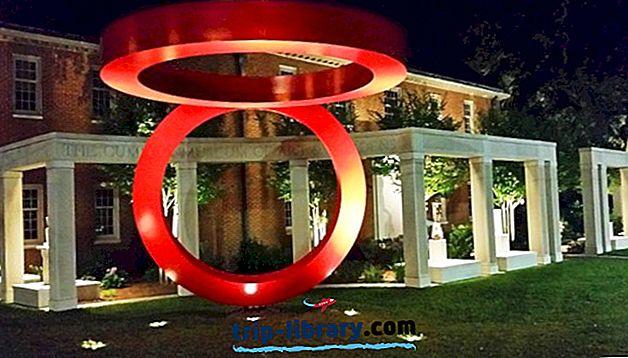 12 Najlepšie hodnotené turistické atrakcie a zaujímavosti v Jacksonville