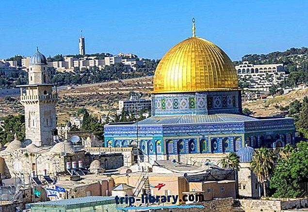 20 mest populære turistattraktioner i Jerusalem