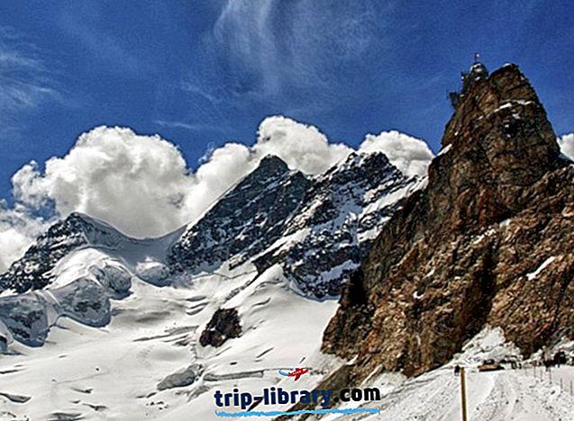 8 Nejlépe hodnocené turistické atrakce v regionu Jungfrau