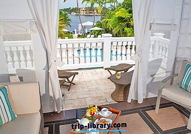 14 populārākie kūrorti Fort Lauderdale