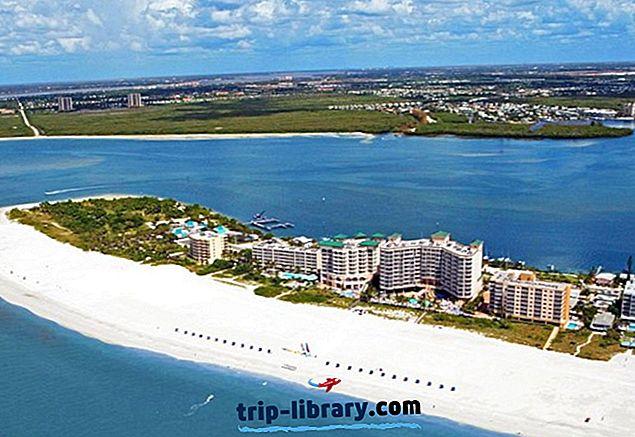 9 populārākie kūrorti Fort Myers