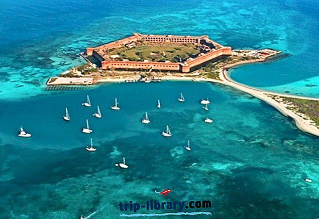 16 điểm du lịch được xếp hạng hàng đầu tại Key West, FL