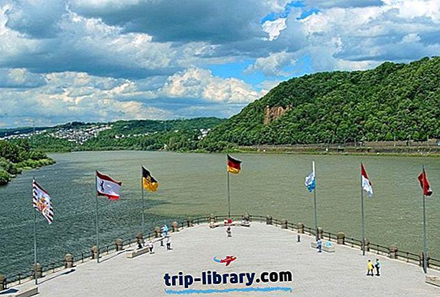 14 Topprankade attraktioner och saker att göra i Koblenz