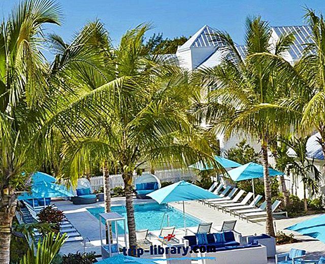 11 vrhunskih letovišč v Key Westu