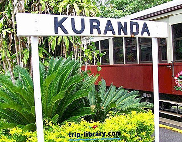 8 مناطق الجذب السياحي الأعلى تقييمًا في كوراندا