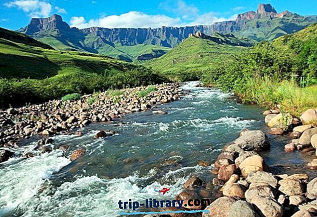 10 am besten bewerteten Sehenswürdigkeiten in KwaZulu-Natal