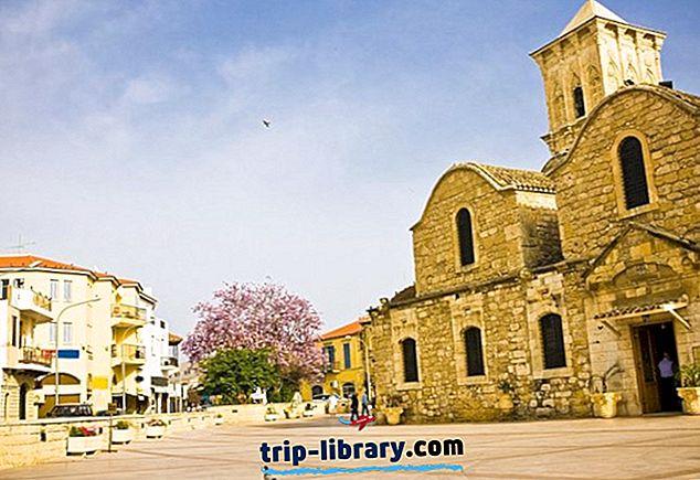 14 مناطق الجذب السياحي الأعلى تقييمًا في لارنكا