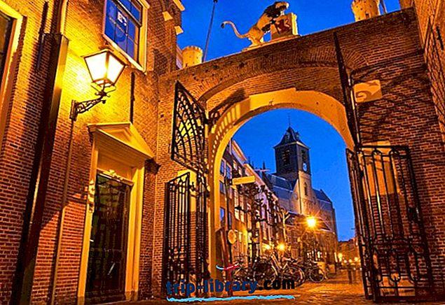 15 معالم الجذب الأعلى تقييمًا في Leiden