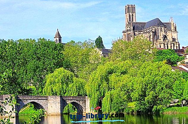 12 визначних пам'яток і визначних місць для відвідування в регіоні Лімузен