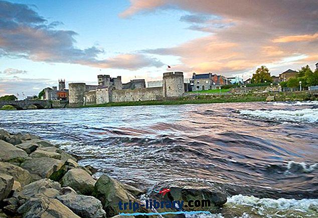 10 Nejlépe hodnocené turistické atrakce v Limericku