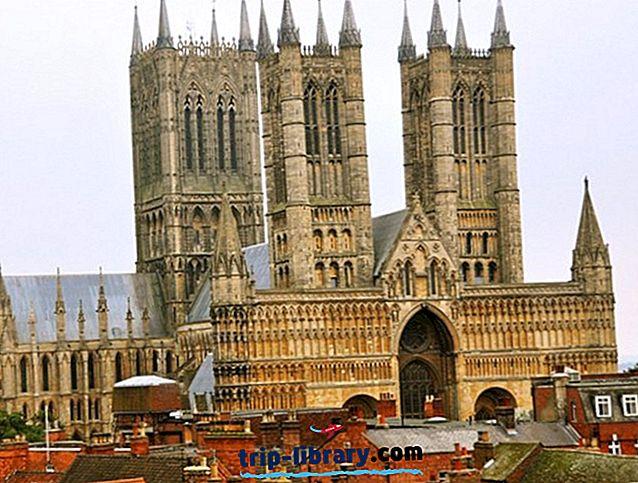 12 مناطق الجذب السياحي الأعلى تقييما في لينكولن ، إنجلترا