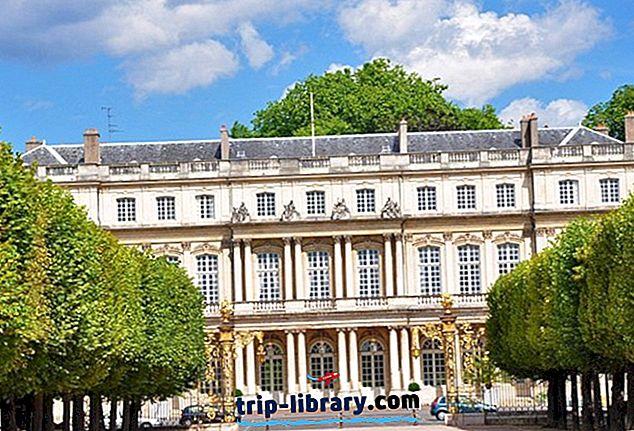 14 Najlepšie hodnotené atrakcie a miesta na návštevu v Lorraine