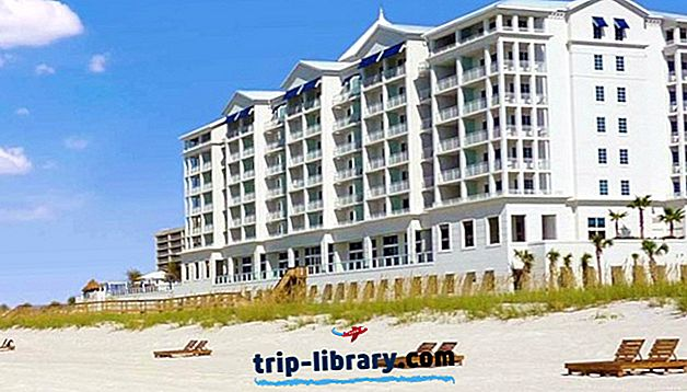 7 Bedst bedømte Resorts i Pensacola